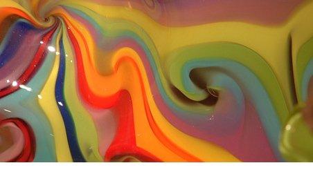 Impasto di colori