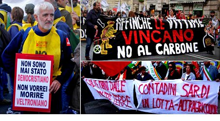 IL 20 OTTOBRE 2007 A ROMA