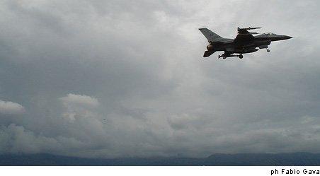 CACCIA F16