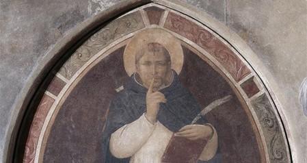 San_Pietro_Martire_che_ingiunge_il_silenzio,_angelico_san_marco