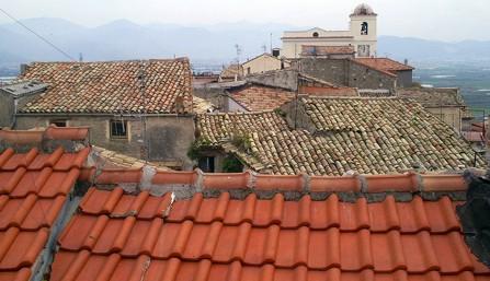 tetti da Monte S. Biagio