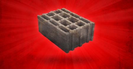 Blocco di cemento