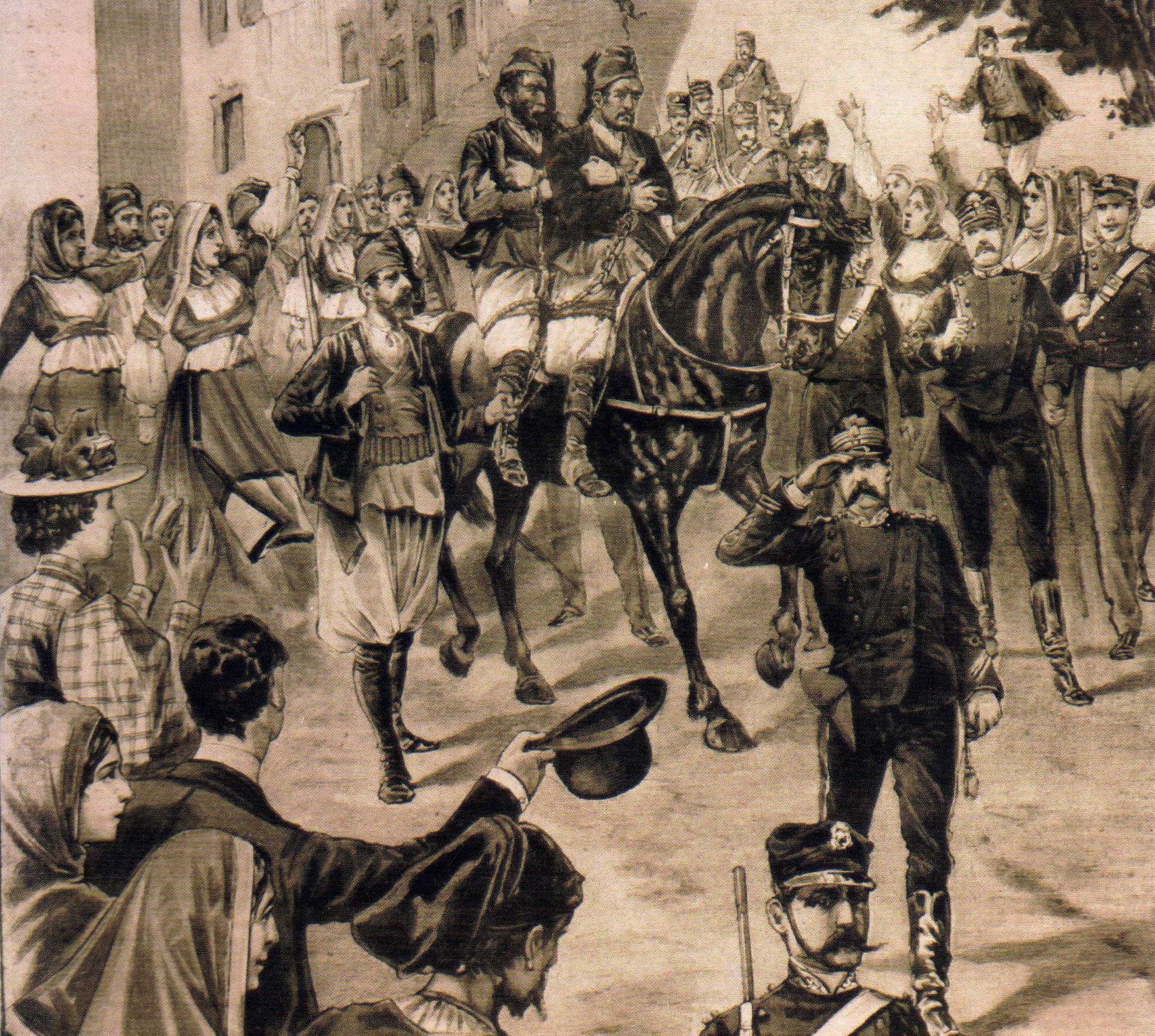 banditi a cavallo