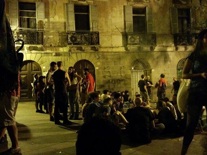 San Sepolcro di notte- immagine di Alessandro Balloi
