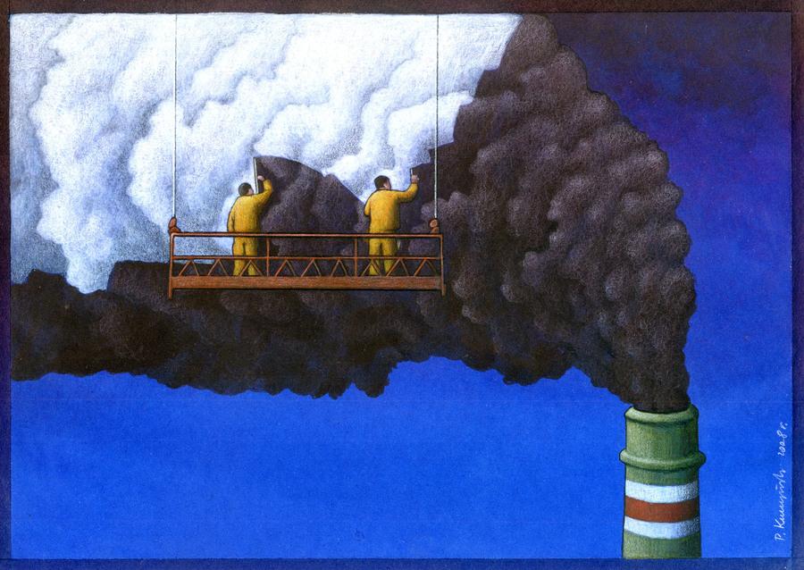 bonificare inquinando