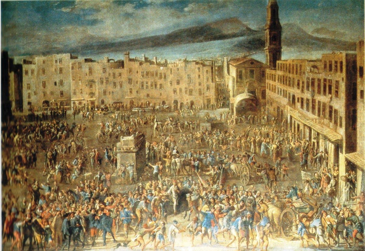 05 Gargiulo-La rivolta di Masaniello (Napoli, Museo di S.Martino)