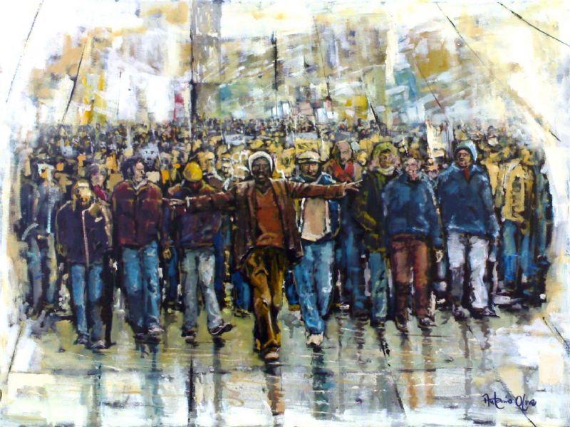 Solidarietà delle Genti,  Antonio Oliva