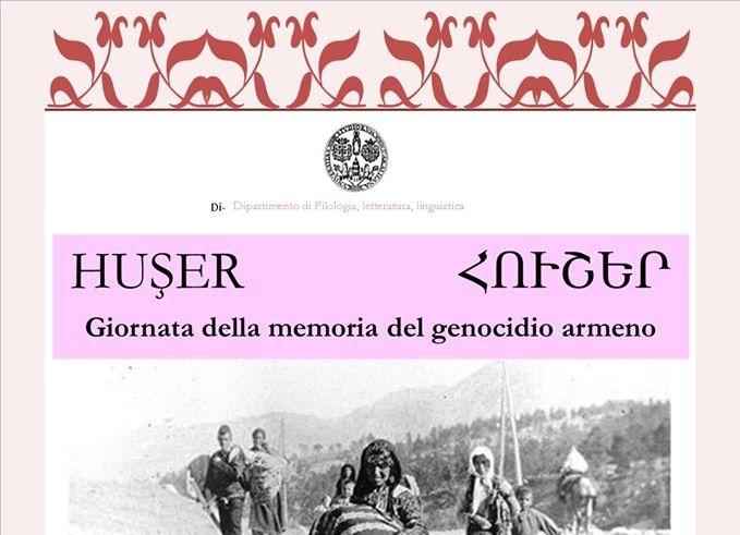 giornata della memoria del genocidio armeno