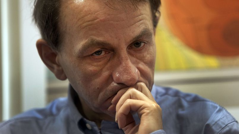 ISRAEL-FRANCE-MICHEL-HOUELLEBECQ