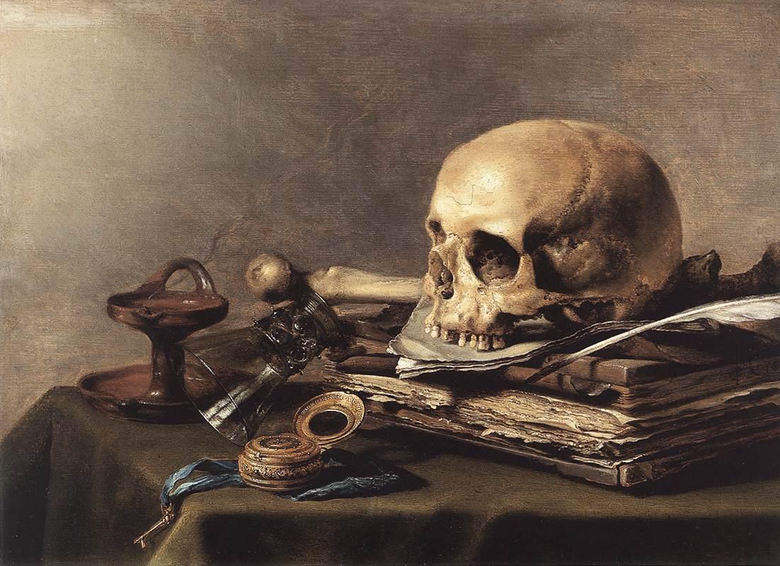Pieter Claesz  Vanitas - 1630