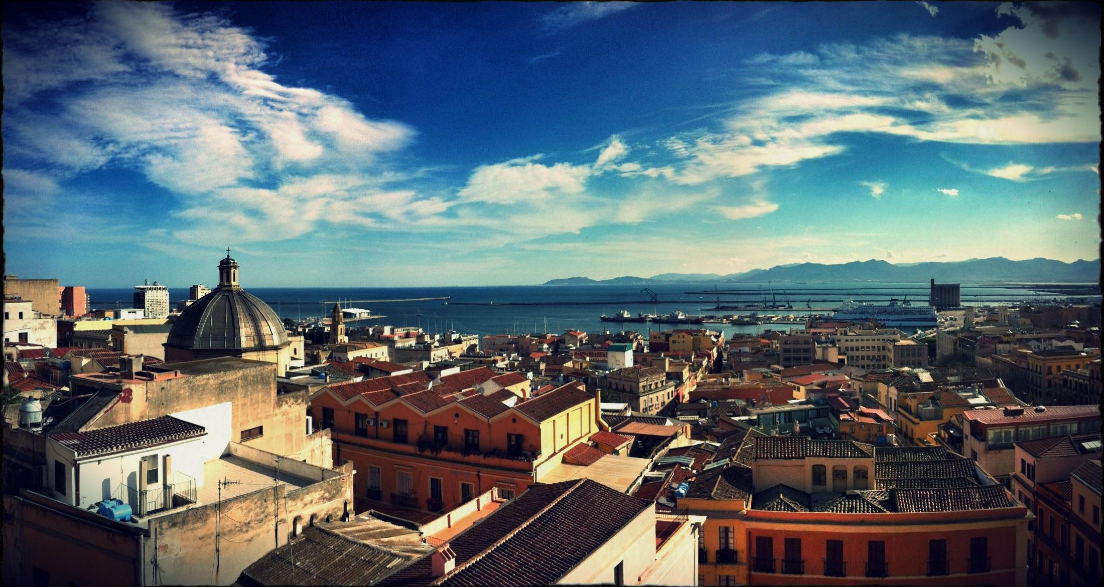 Cagliari città capitale - Il Manifesto SardoIl Manifesto Sardo