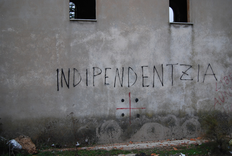 Indipendentzìa