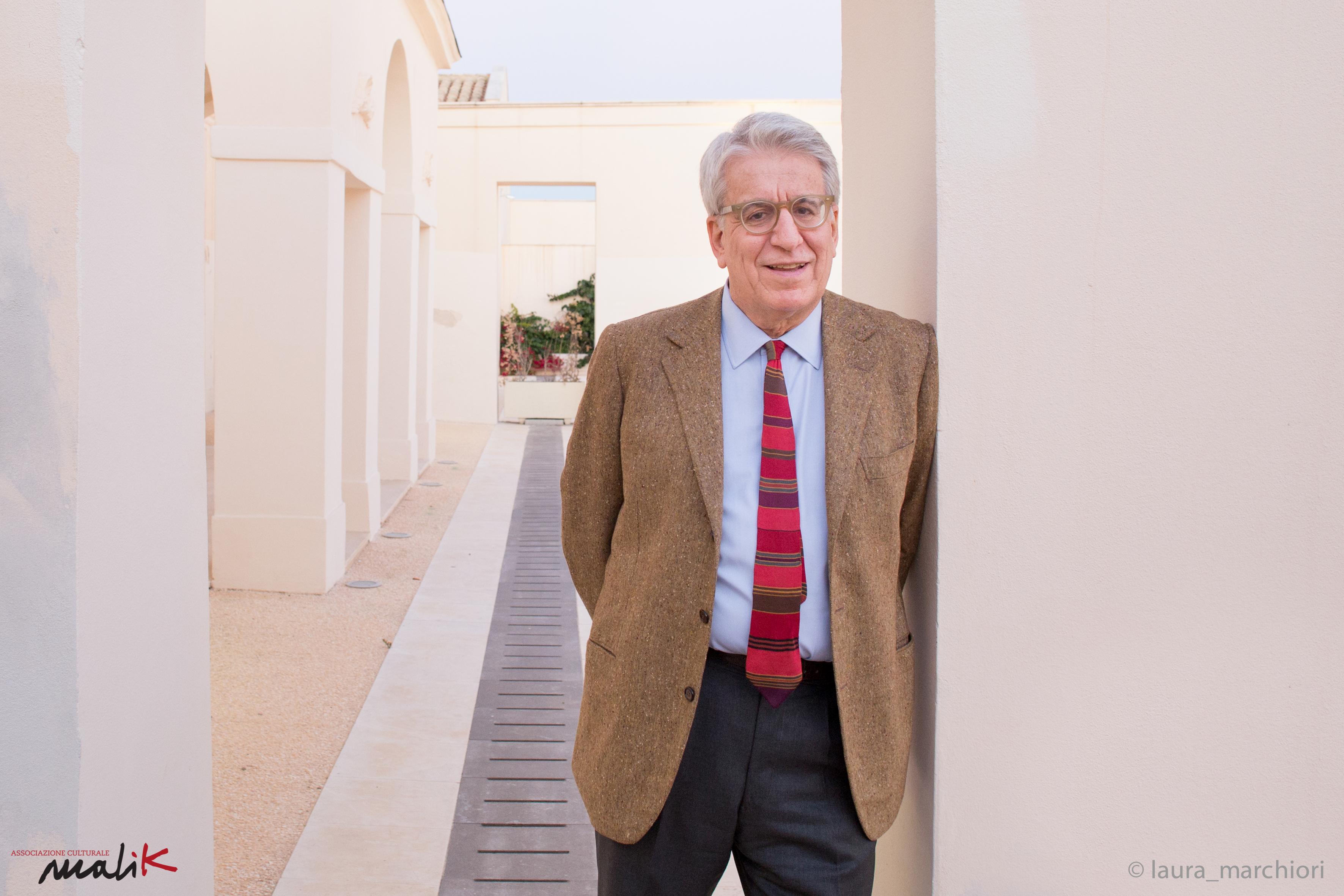 Luigi Manconi, 8 novembre 2015, Biblioteca Provinciale, Cagliari.