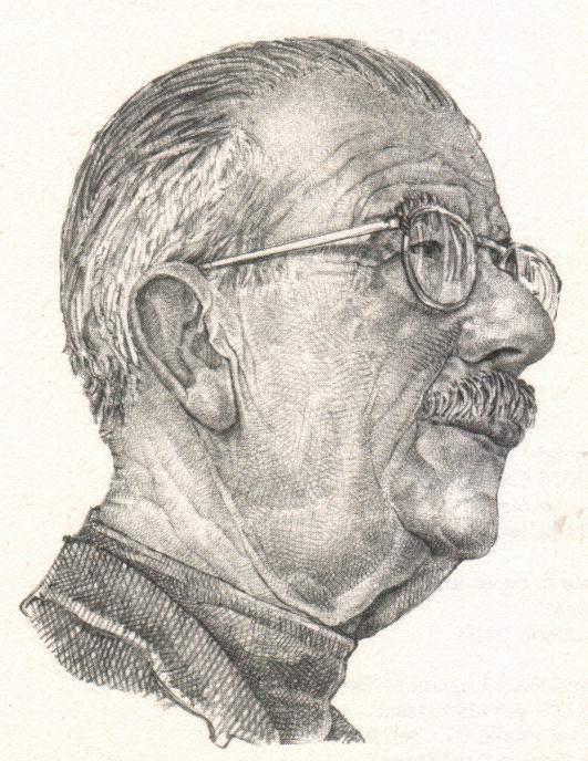 Giancarlo Buffa, Ritratto del poeta Raimondo Manelli