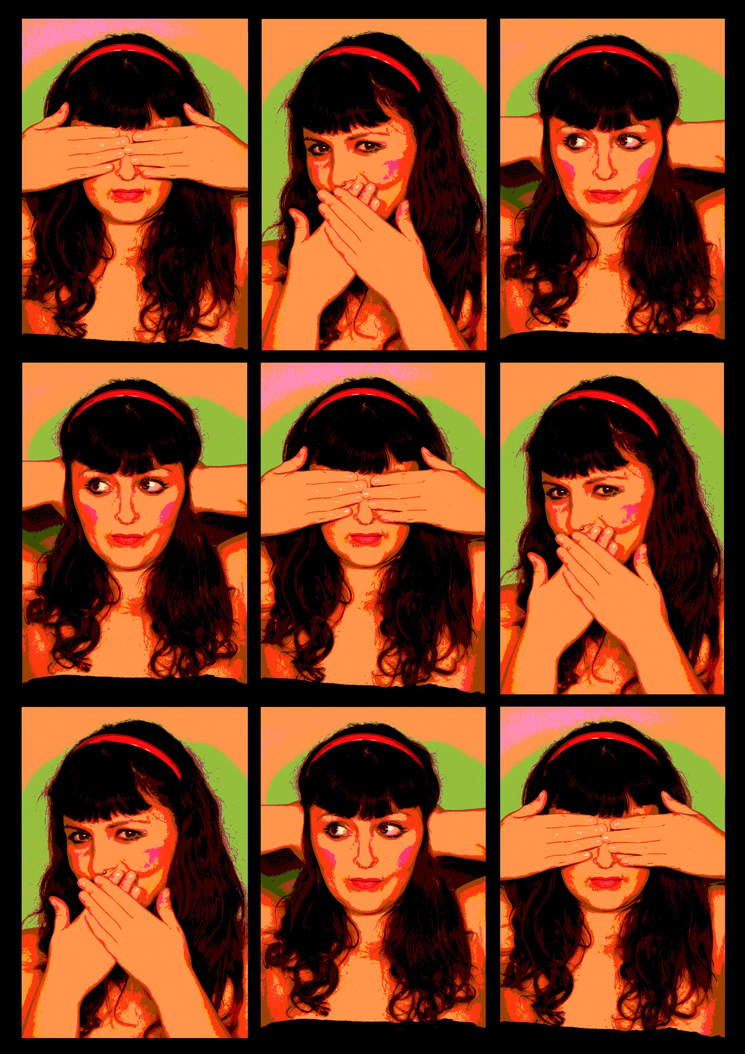 Cristina Meloni Scimmiette, 2009 Courtesy l'artista