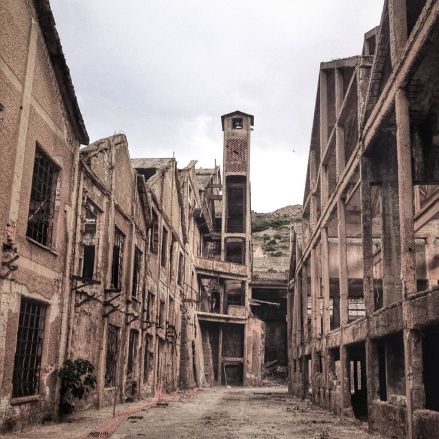 Miniera di Monteponi a Iglesias - Foto di Riccardo Diana